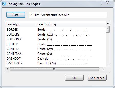 CADEditorX User Interface