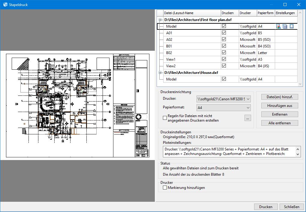 CadSoftTools - ABViewer - Screenshots